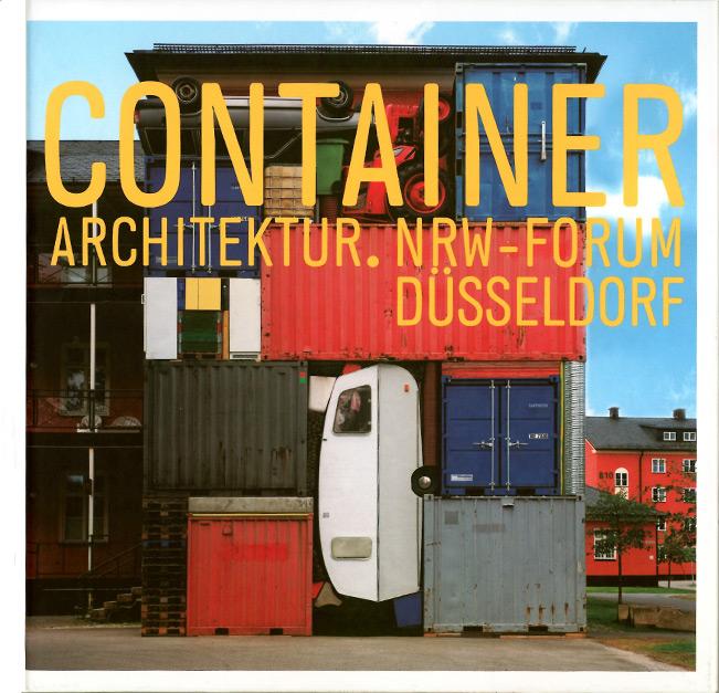 Container Architektur Lhvh Architekten